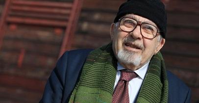 Piero Terracina (ex deportato) a Ugento